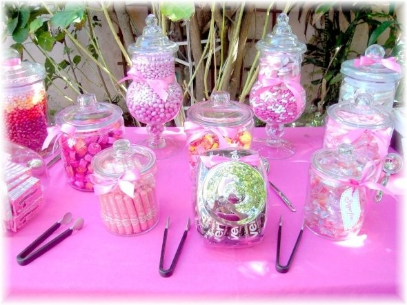The Table Top Candy Bar Buffet Pick n 39 Mix Cocktail Glasses